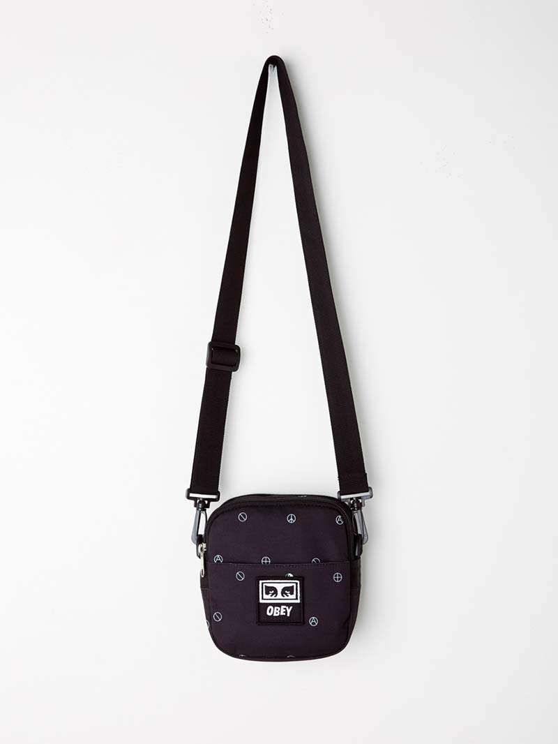 Obey Schultertasche Drop Out Traveller
