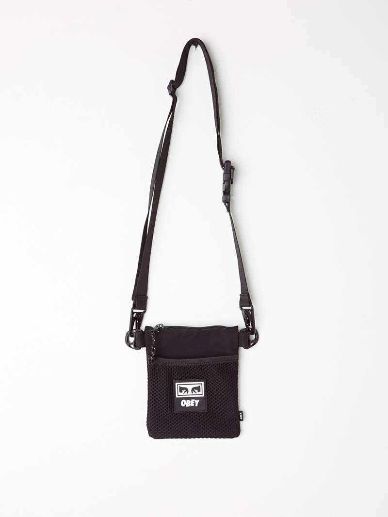 Obey Schultertasche Conditions Side Pouch