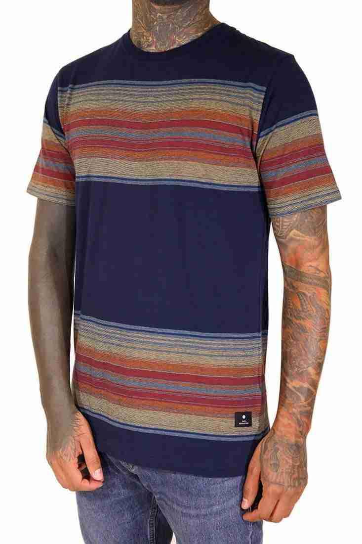 Revolution T Shirt 1146 Asger Striped