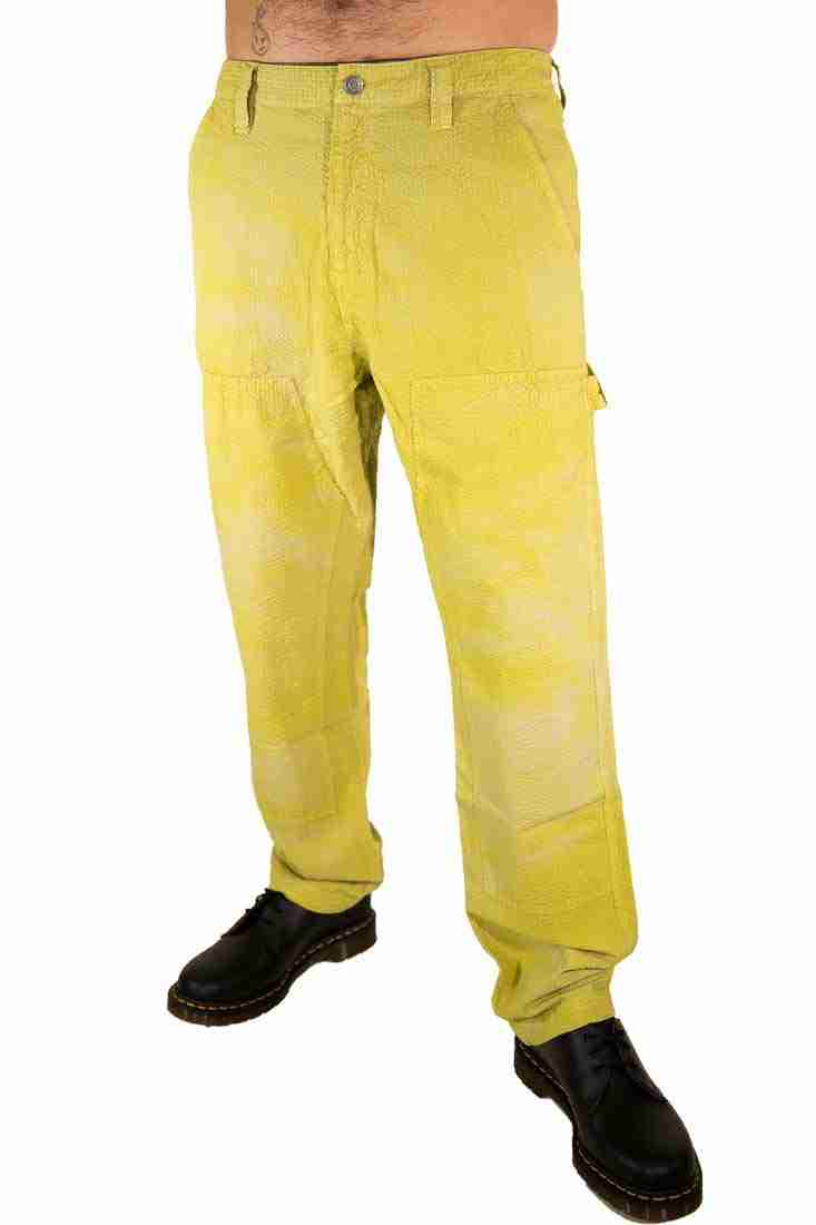 Stussy Chino Regular O'Dyed Seersucker Workpant