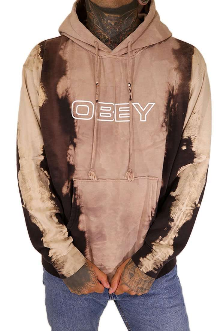 Obey Hooded Sweater Ceremony
