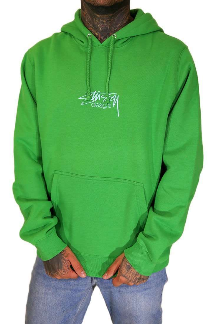 Stussy Hooded Sweater Stussy Design Applique Hood