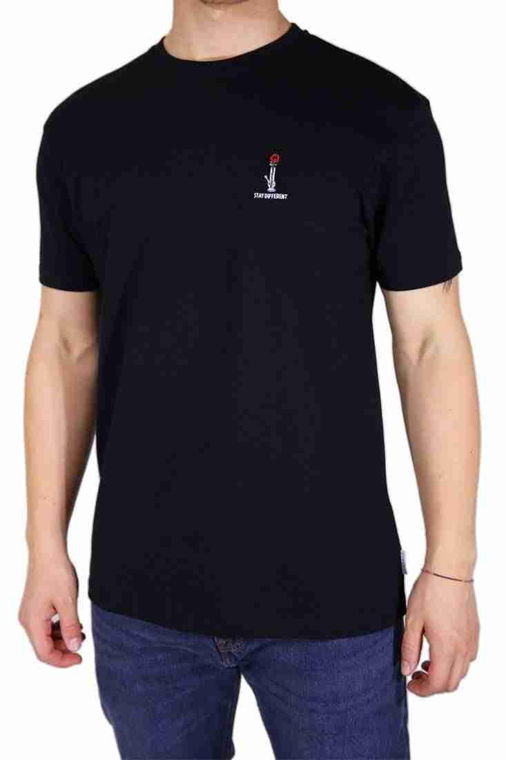 Iriedaily T Shirt Rosebong Emb