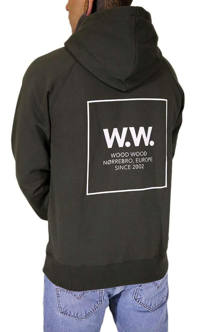 Wood Wood Hooded Sweater Fred hoodie
