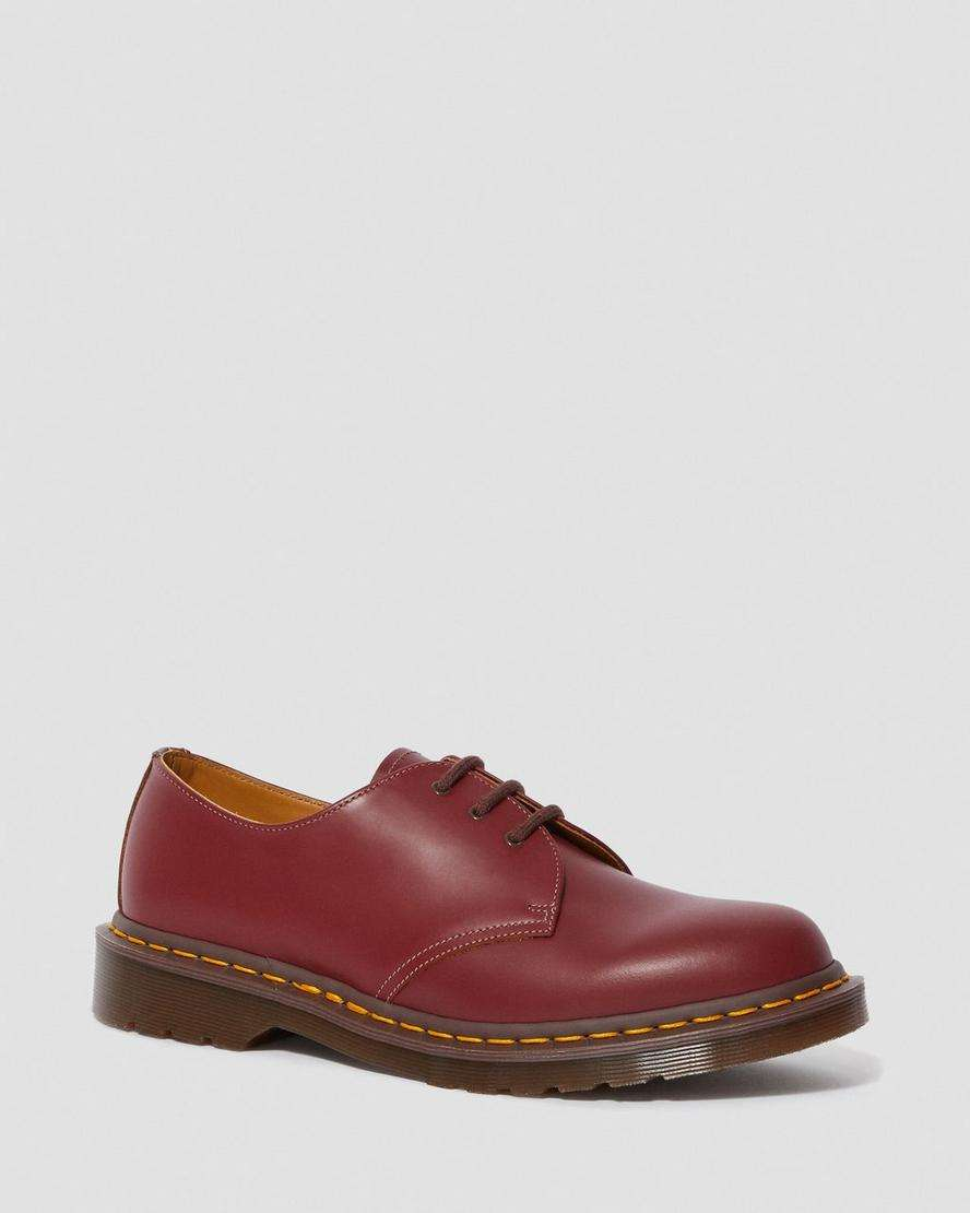 Dr. Martens Street Schuhe Vintage 1461 Made in England