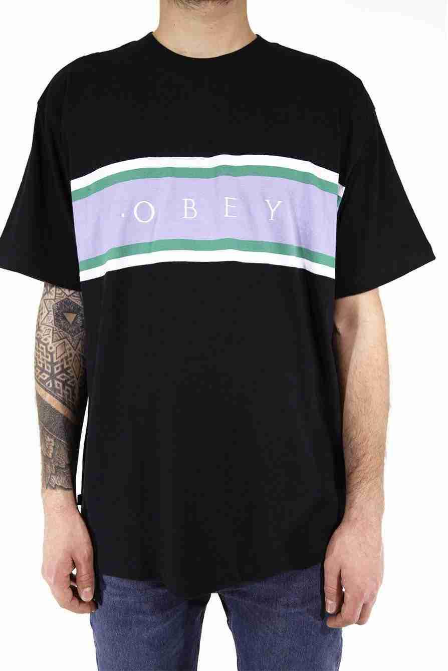 Obey T Shirt Charm Classic