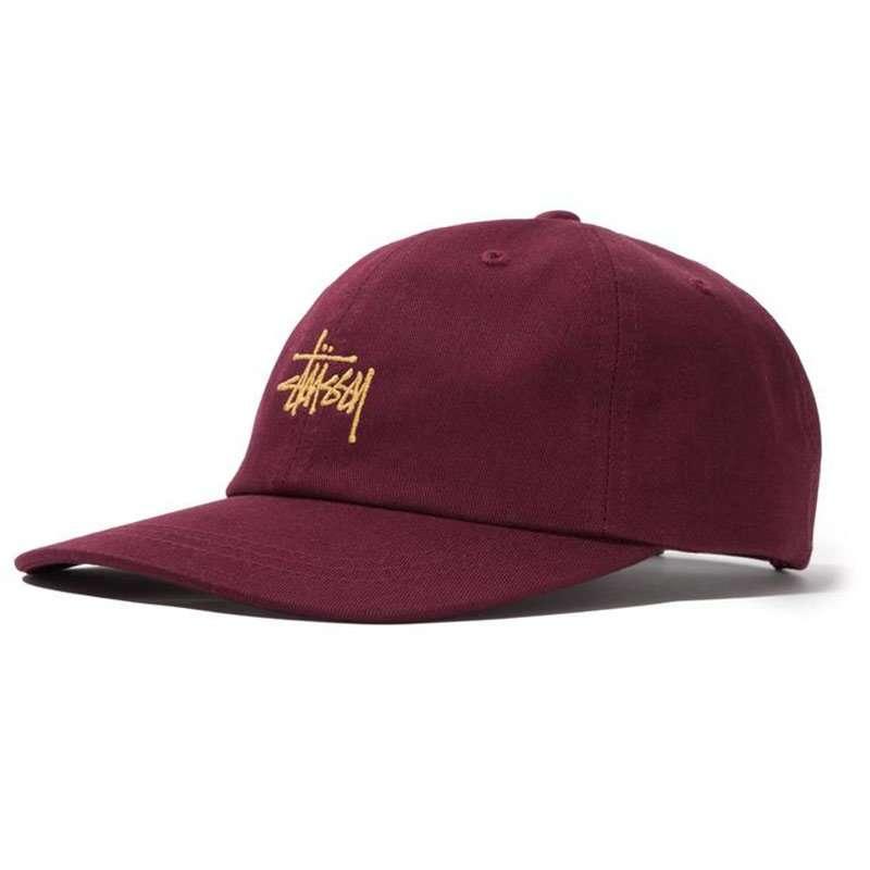 Stussy Baseball Cap STOCK LOW PRO CAP