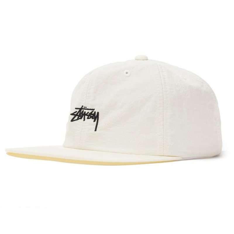 Stussy Baseball Cap STOCK NYLON STRAPBACK CAP