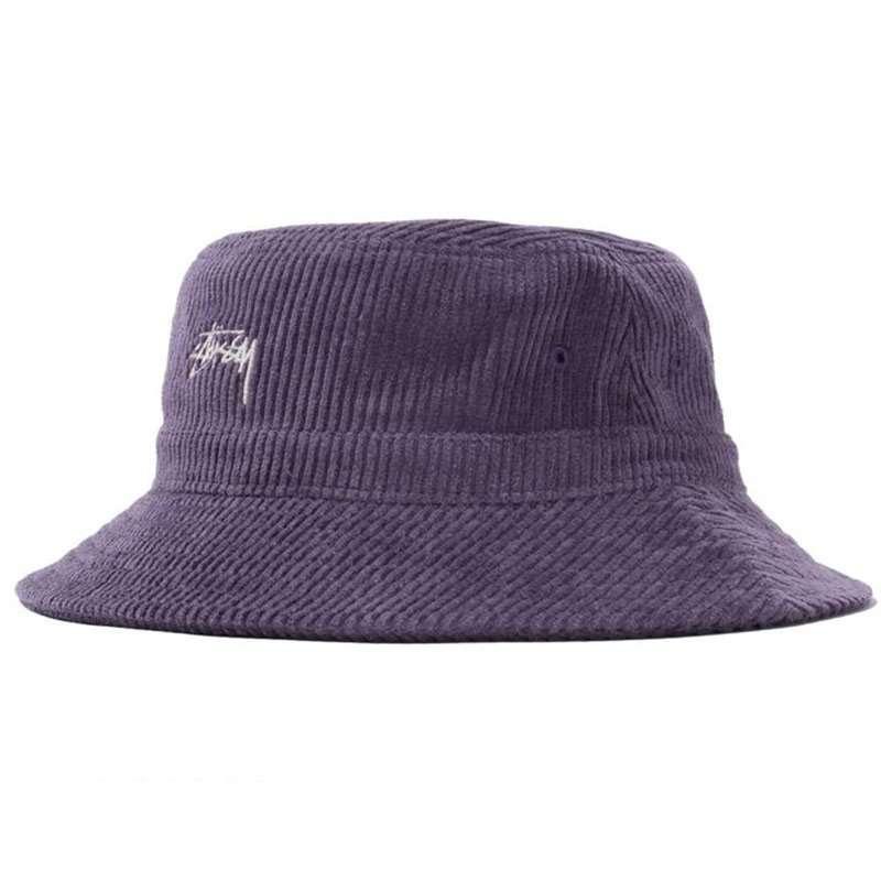 Stussy Bucket CORDUROY BUCKET HAT