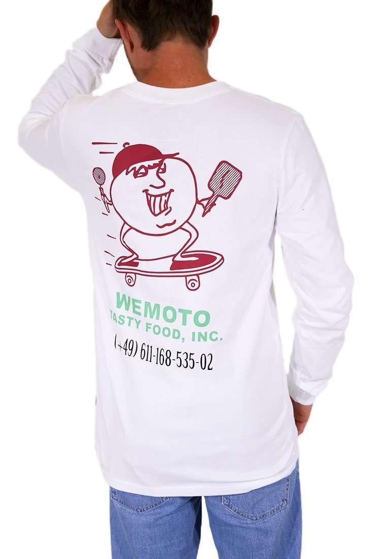 Wemoto Langarm T Shirt Tasty