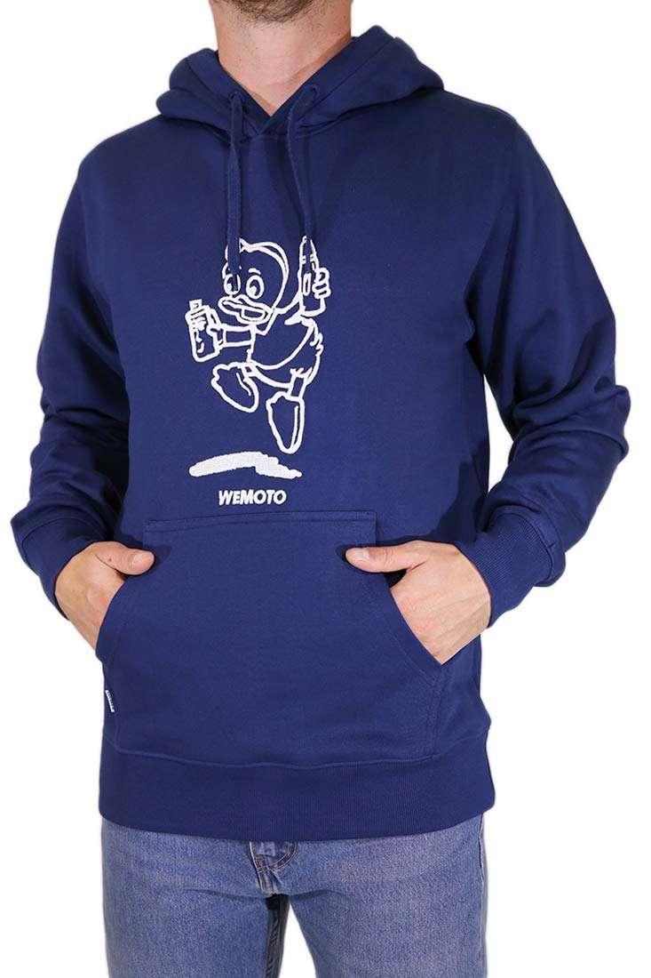 Wemoto Hooded Sweater Yard Hood