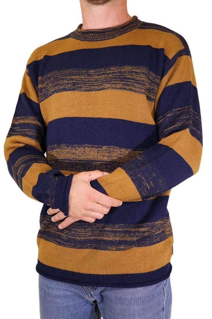Wemoto Strickpullover Rawls Stripe