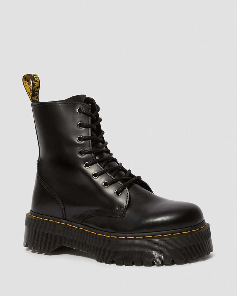Dr. Martens Damen Street Schuhe Jadon Polished 8-eye