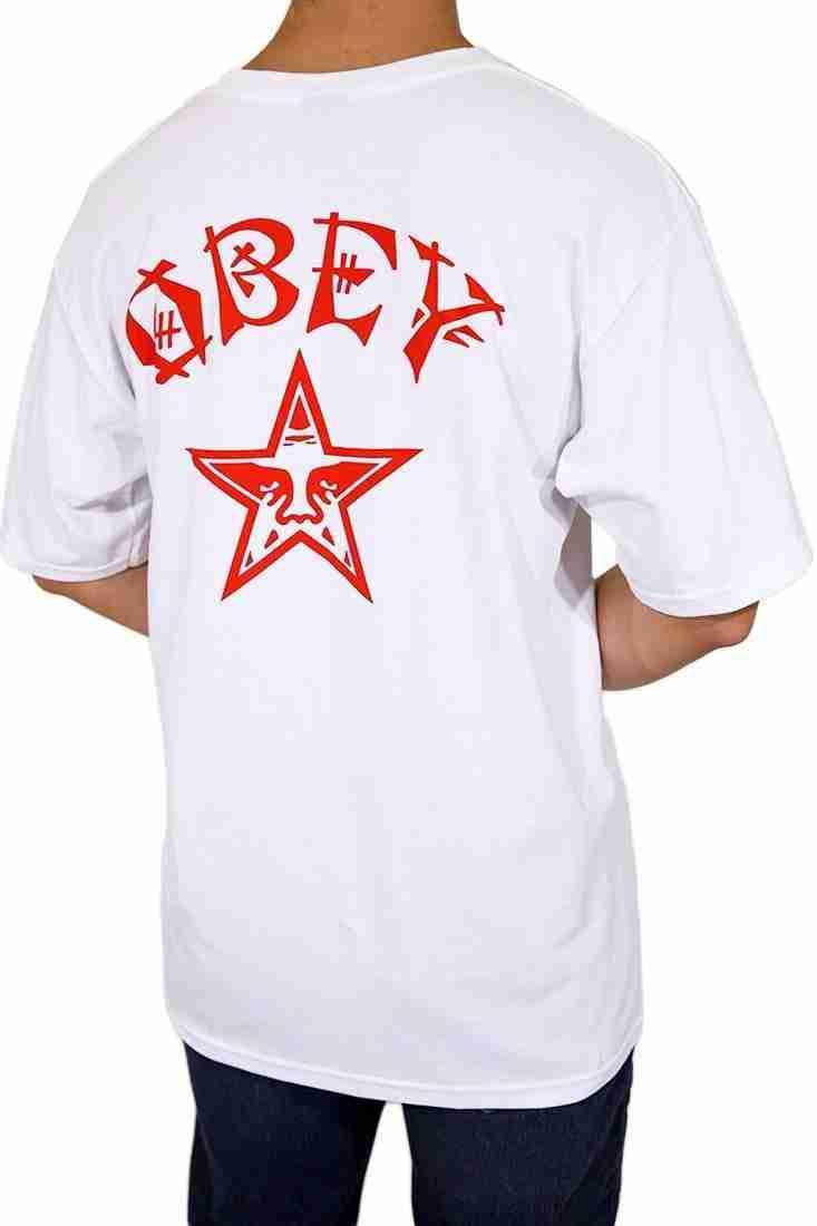 Obey T Shirt Tokyo