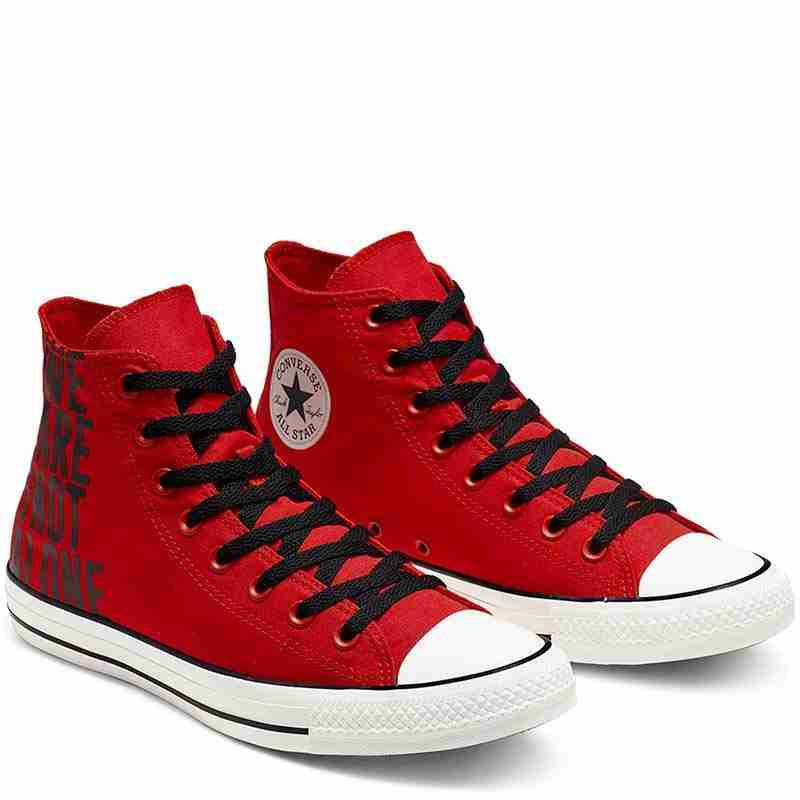 Converse Classic Sneaker Chuck Taylor All Star We are not alone Hi