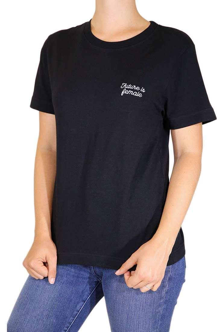 Dedicated Damen T Shirt Mysen Future is Female