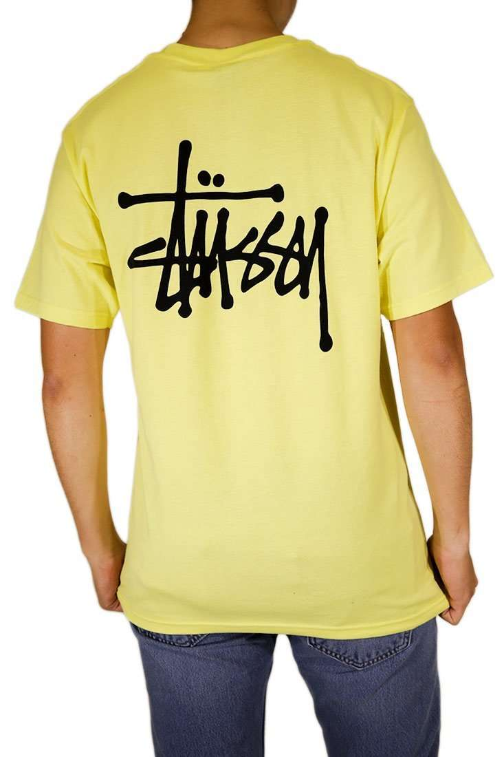 Stussy T Shirt Basic Stussy