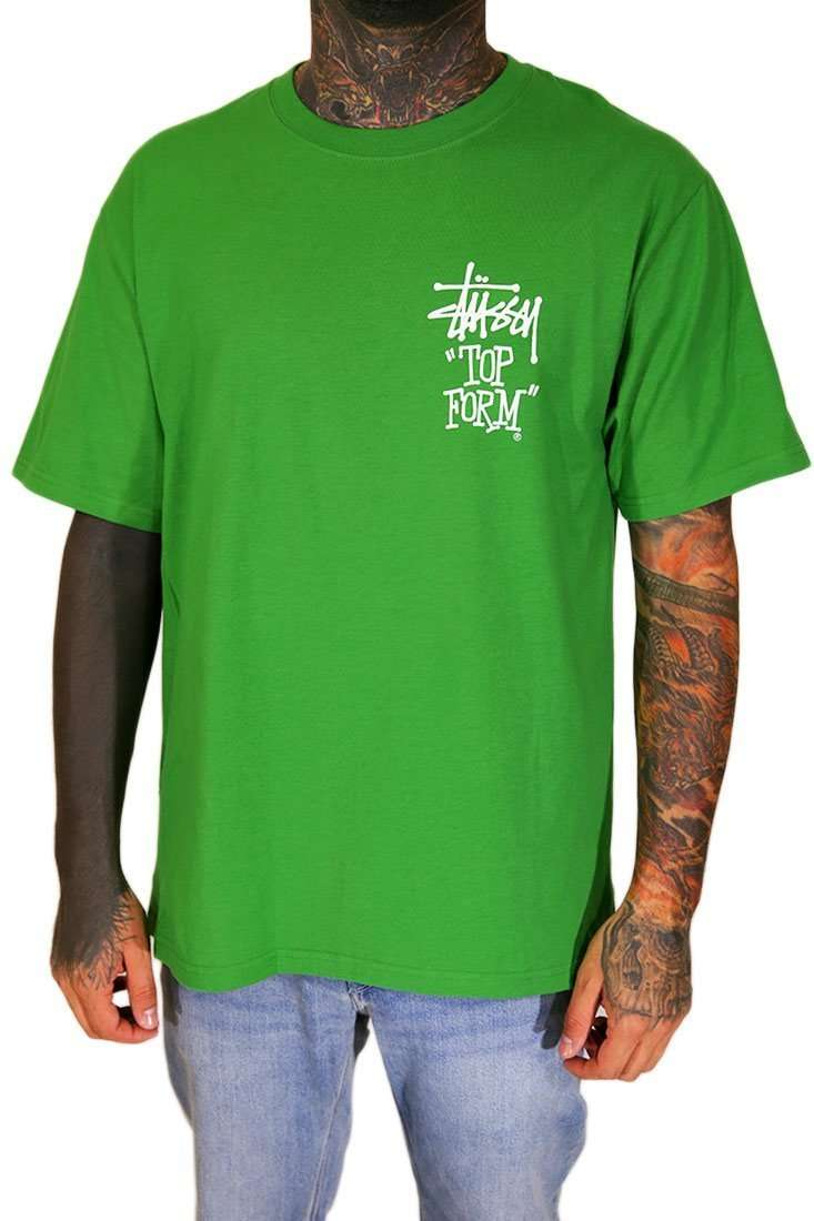 Stussy T Shirt Top Form Tee