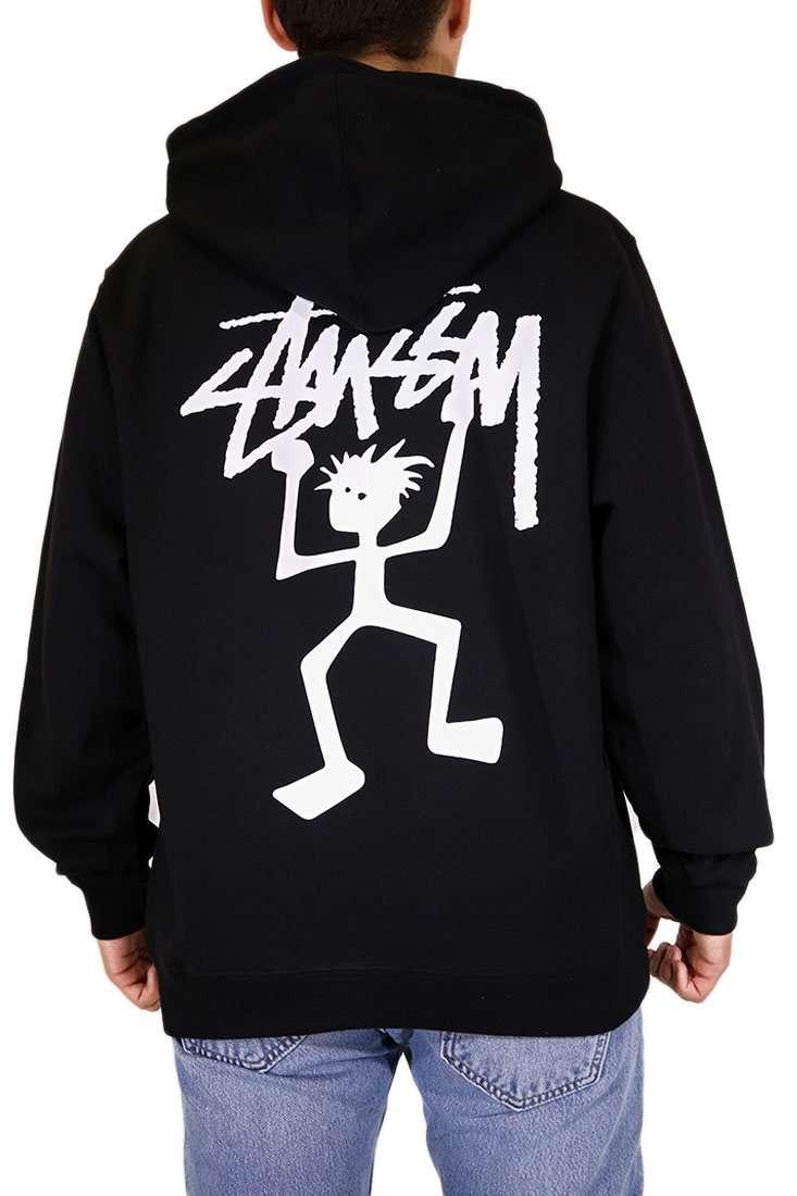 Stussy Hooded Sweater Warrior Man