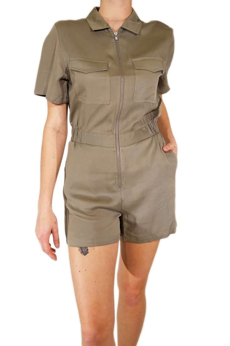 Dr. Denim Damen Shorts Montana Playsuit