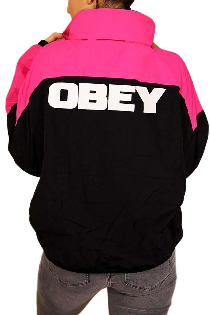 Obey Damen Jacke Bruges