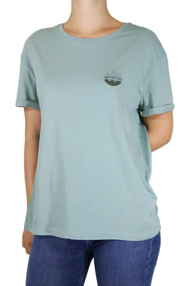 Armedangels Damen T Shirt Naalin Girl Scout
