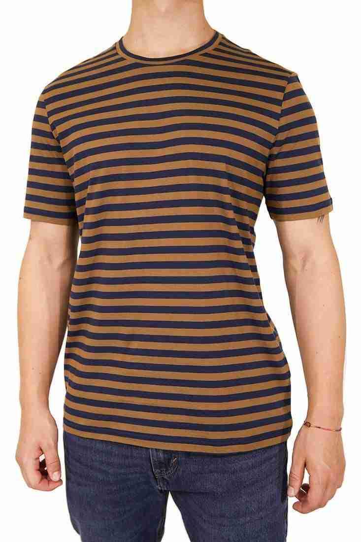 Armedangels T Shirt Jaames Breton