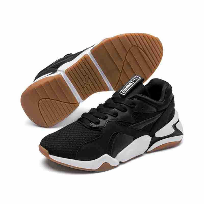 Puma Damen Sneaker Nova 90's Bloc Wn's