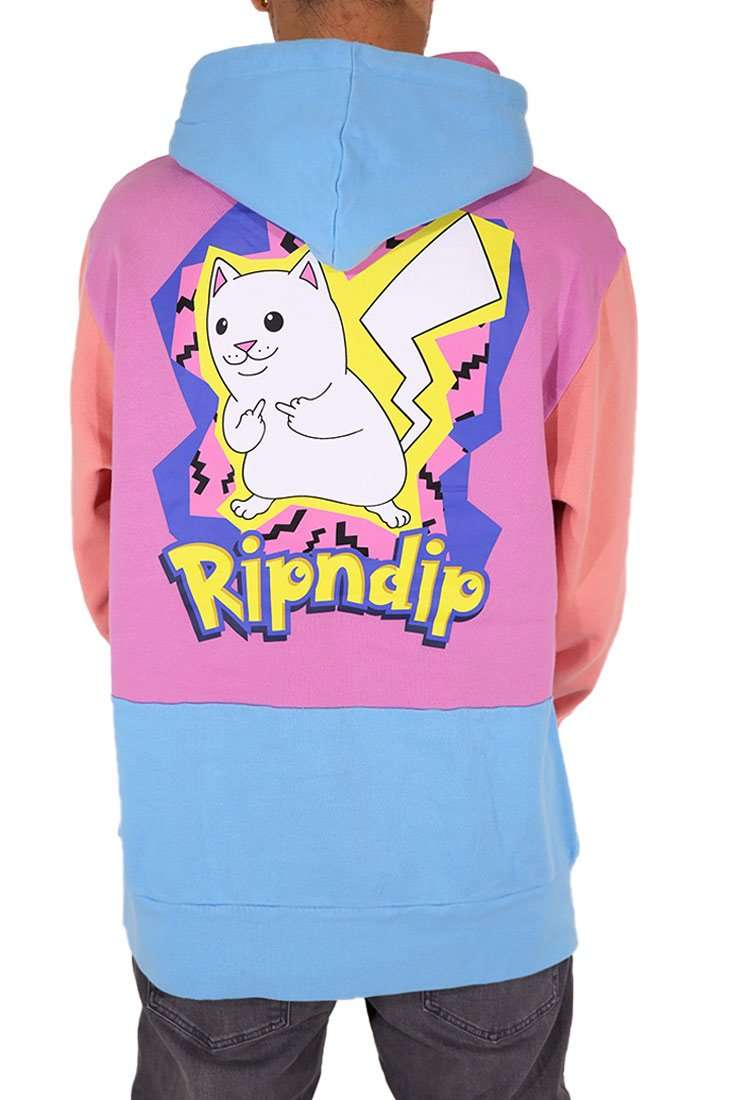 Rip N Dip Hooded Sweater Catch em All
