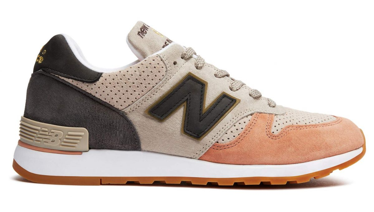 New Balance Made in England Sneaker M670 YOR