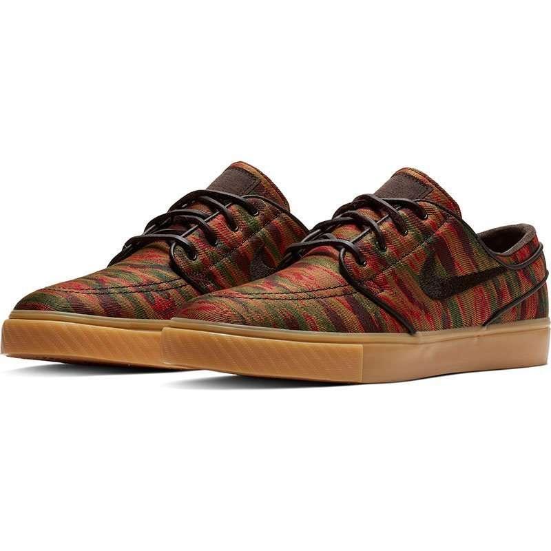 Nike SB Skate Schuhe Zoom Janoski Canvas PRM