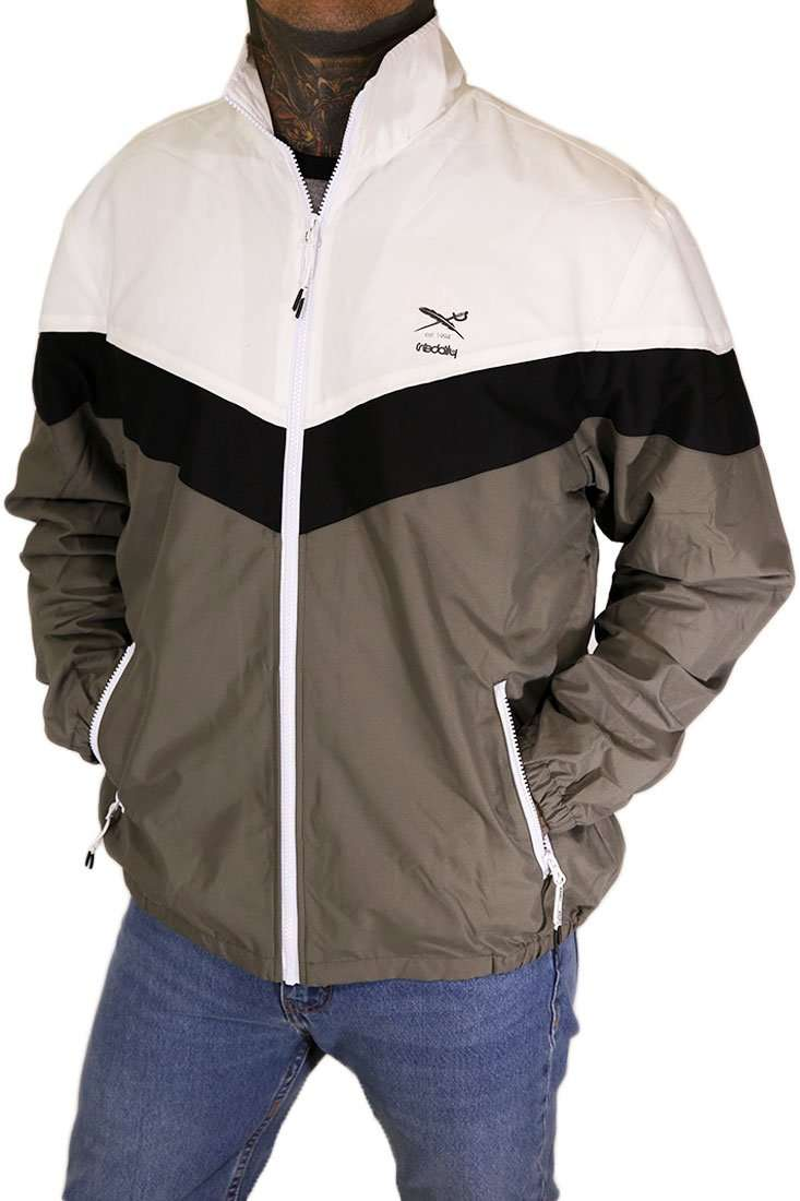 Iriedaily Trainingsjacke Bustin Track Jacket