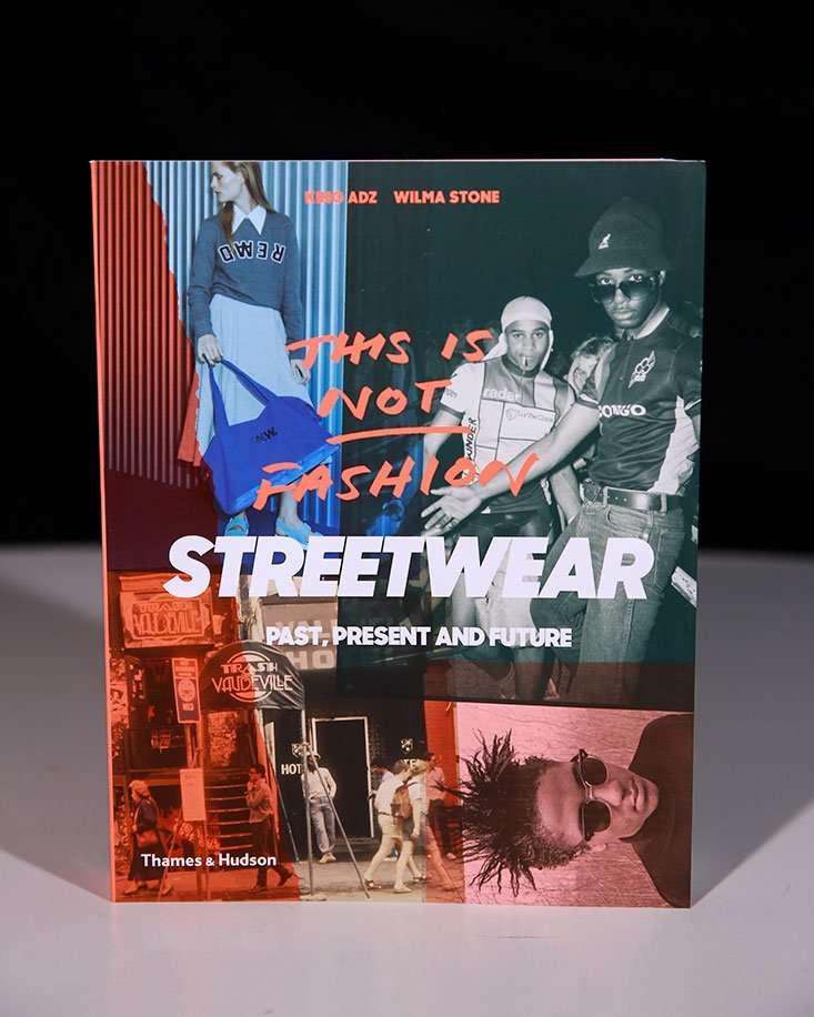 Morawa Bücher This is Not Fashion Streetwear Past