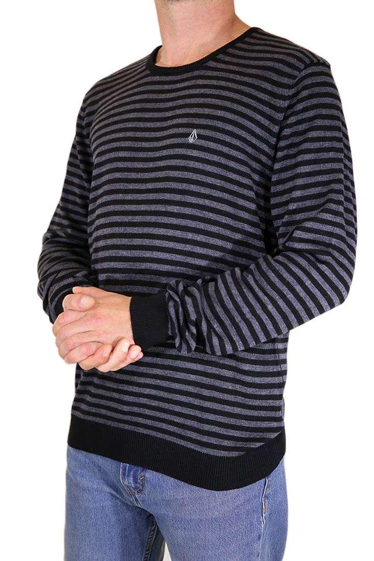 Volcom Strickpullover Uperstand Stripe