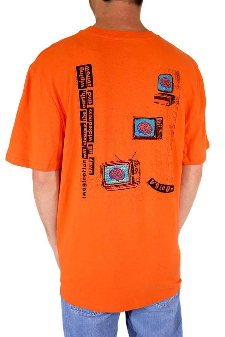 Volcom T Shirt Thinker Boxy