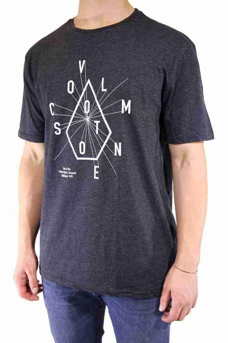 Volcom T Shirt Eyechart HTH