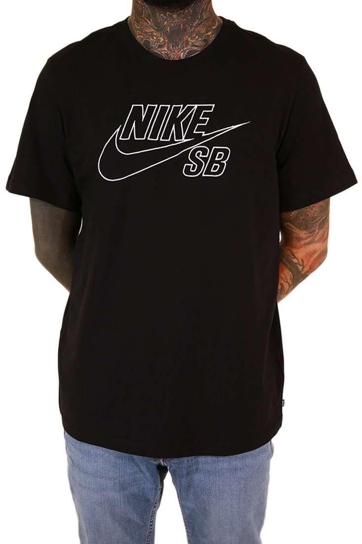 Nike SB T Shirt SB Tee Logo Emb