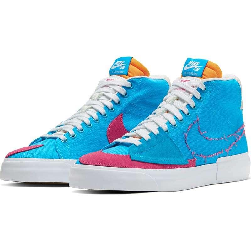 Nike SB Skate Schuhe Nike SB Zoom Blazer Mid Edge