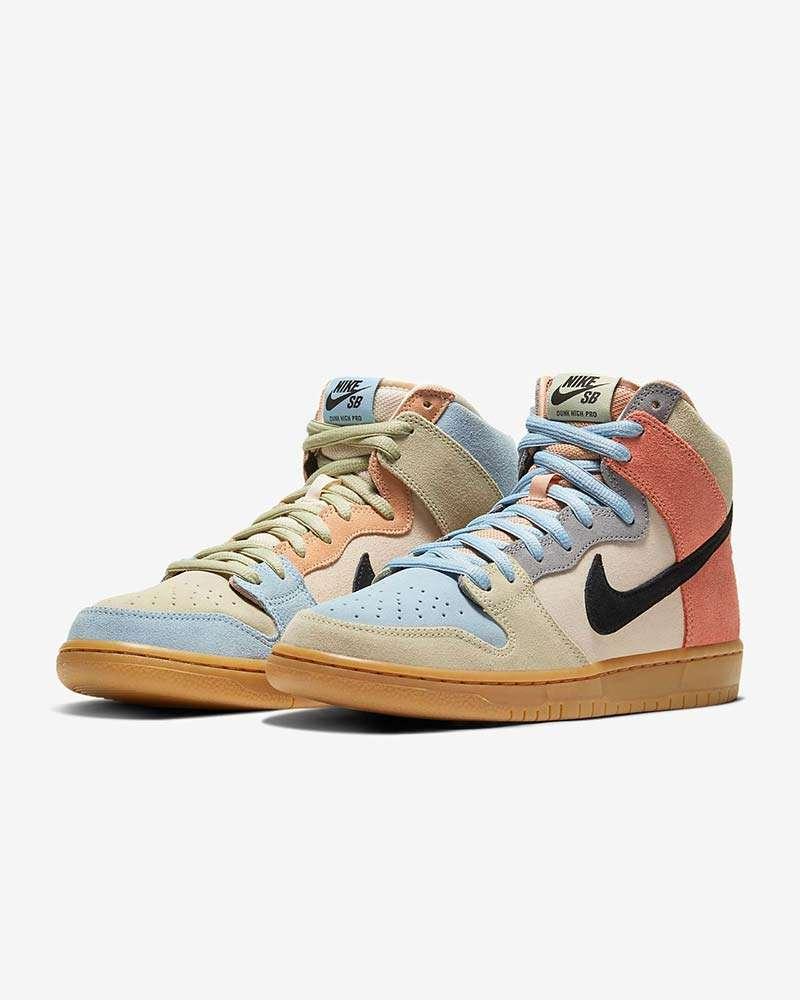 Nike SB Damen Sneaker Dunk High Pro