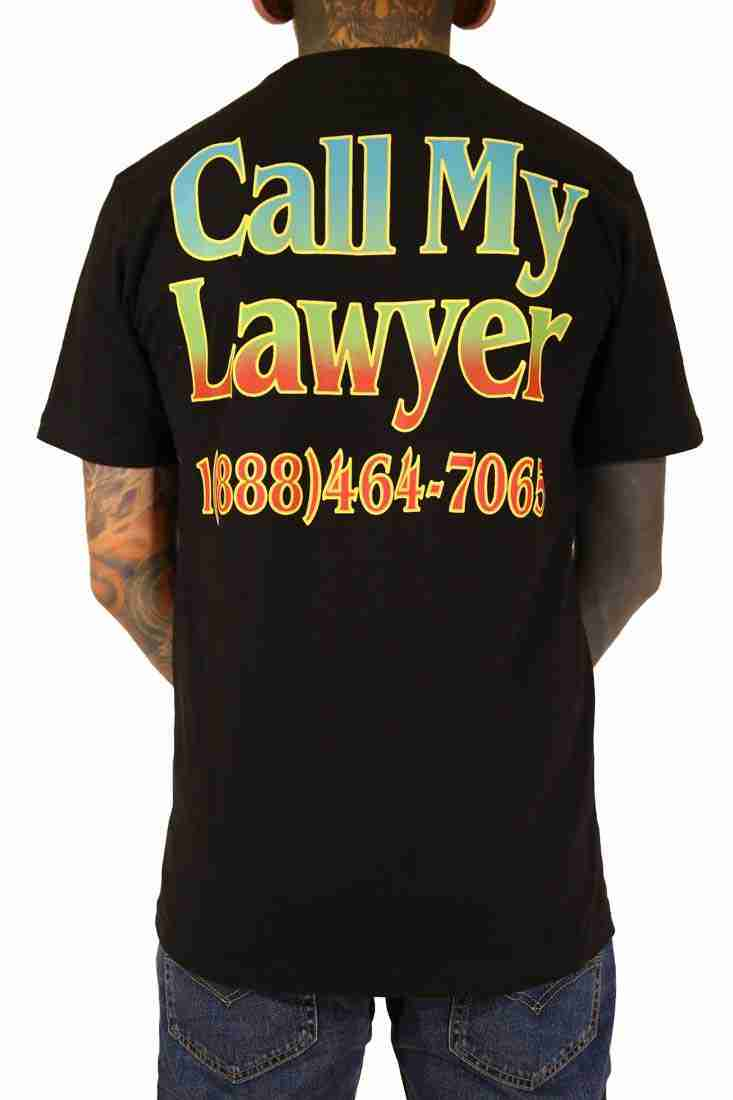 Chinatown Market T Shirt Call my Lawyer