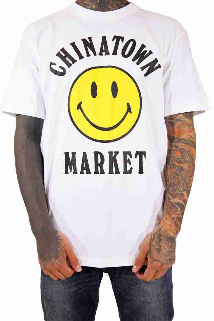 Chinatown Market T Shirt Smiley Logo