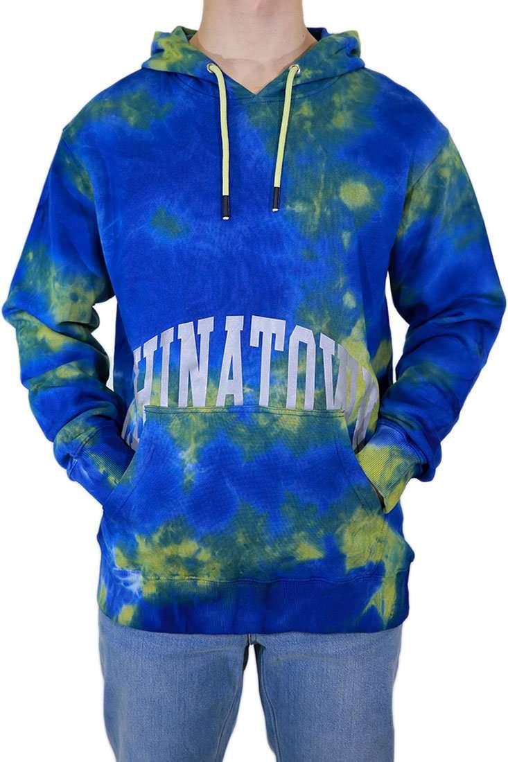 Chinatown Market Hooded Sweater TIE DYE 3M HOODIE