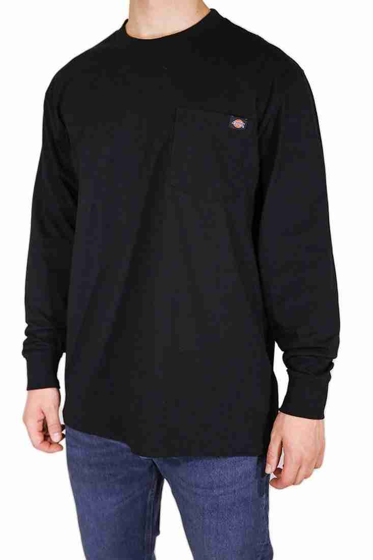 Dickies Langarm T Shirt Pocket Longsleeve Heavy