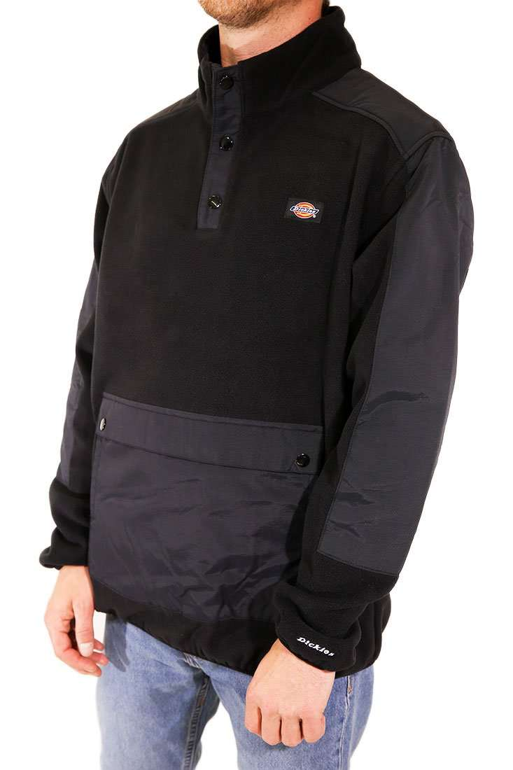Dickies Sweater Crew Denniston 14 Zip Fleece