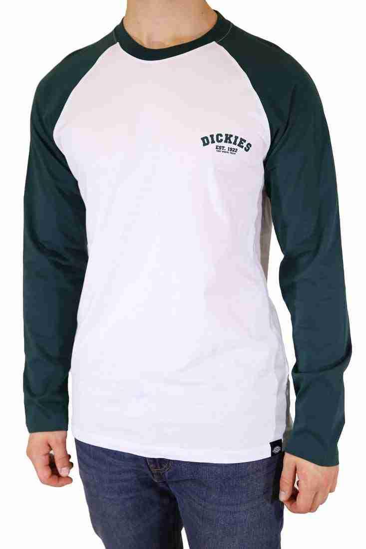 Dickies Langarm T Shirt Dickes Baseball Raglan