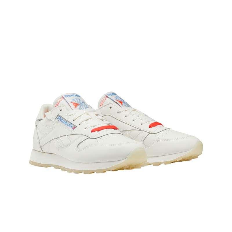 Reebok Damen Sneaker Classic Leahter It's a Men's World