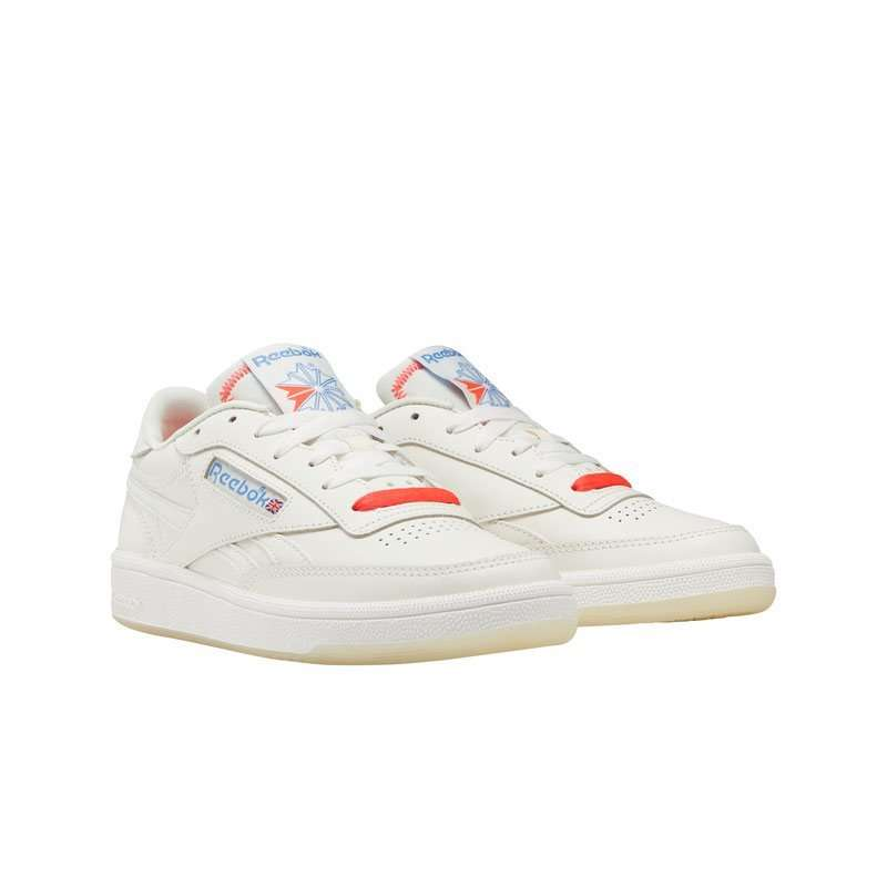Reebok Damen Sneaker Club C Revenge Plus It's a Men's World