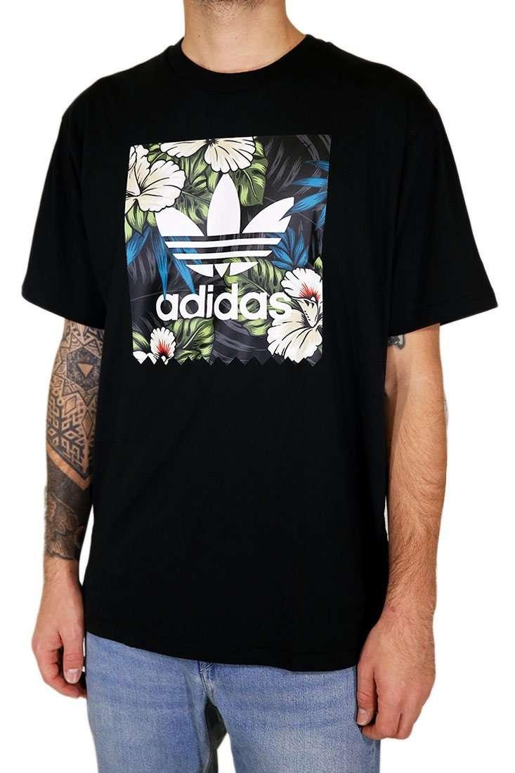 Adidas Originals T Shirt BB Flrl Fill