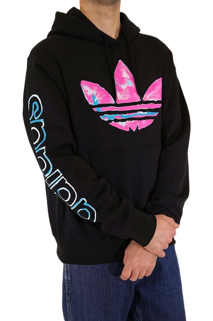 Adidas Originals Hooded Sweater Watercolor Hoody