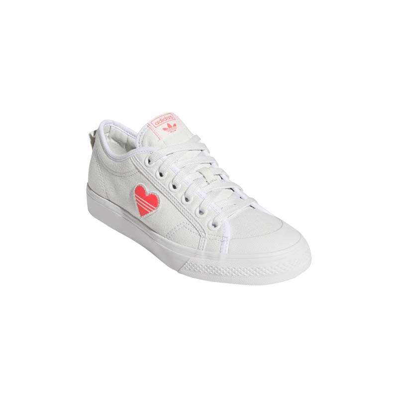 Adidas Originals Damen Sneaker Nizza Trefoil Heart W